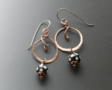 Changeable Dangle Earrings