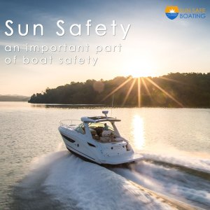 Sun Safe Boating Importance