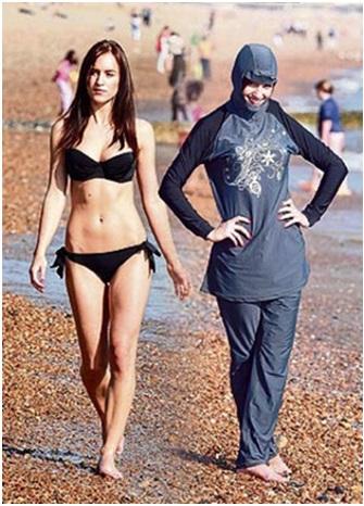 bikini-burkini