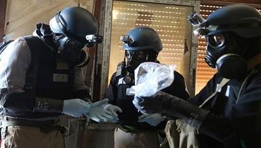 IŞİD Musul Üniversitesinde Kimyasal Silahlar Üretti