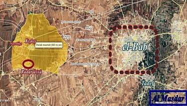 Suriye Arap Ordusu Al-Bab'a Yaklaşıyor İki Ordu Çatışacak mı?