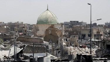 Irak Ordusu Tarihi Musul Camisini İslami Devlet Terör Örgütünden Geri Aldı