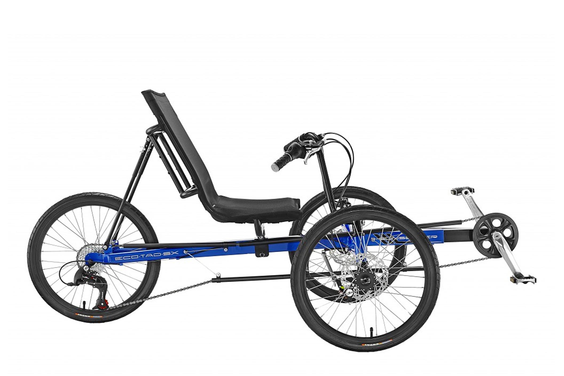 Eco Tad Sx Sun Seeker Bicycles