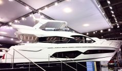 After an amazing reception at London Boat Show, guests now have another chance to see the stunning Manhattan 66 at Boot Dusseldorf