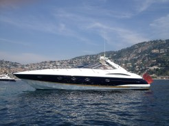 Based in the South of France 'CARAMIA' makes the perfect boat for summer 2017