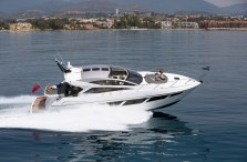 The size boat that you would be able to sell could range from a smaller speed boat to a 131 Yacht and possibly more!