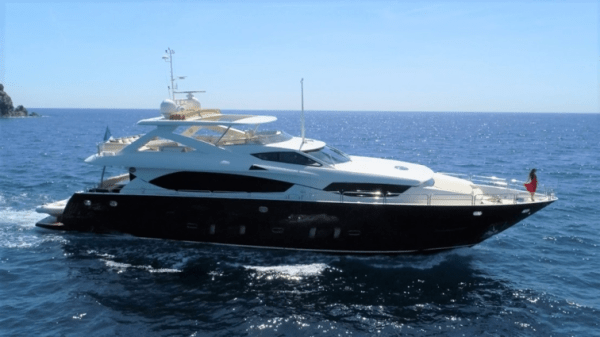 SALE Sunseeker France Rounds Off The Sale Of The Beautiful Yacht SIMPLE PLEASURE Sunseeker
