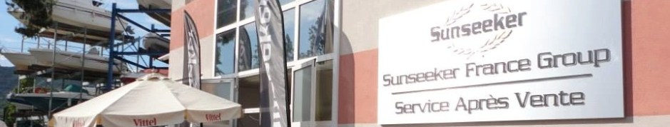 Sunseeker France Group After Sales & Technical Support Team re-locate to new Port Inland facility