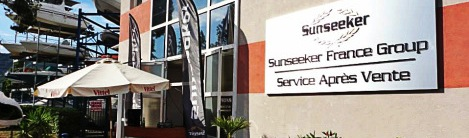 Sunseeker France Group showcase new images of Port Inland Aftersales and Warranty Headquarters