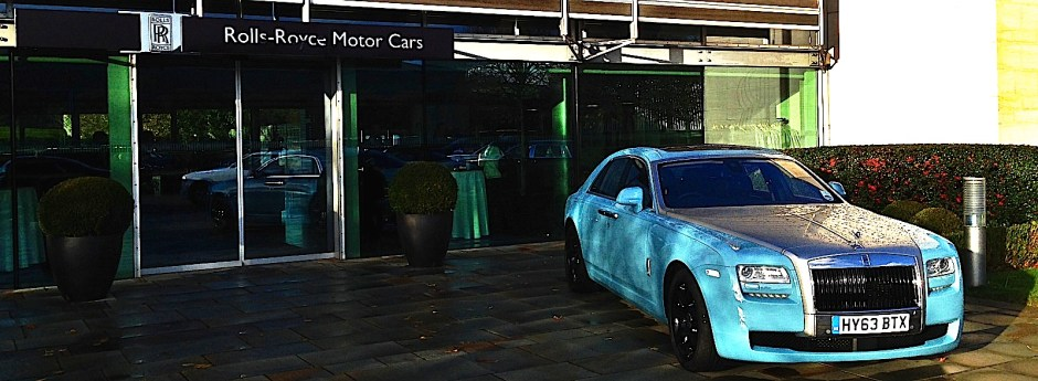 Sunseeker London clients make tracks at Goodwood with Rolls-Royce Motor Cars