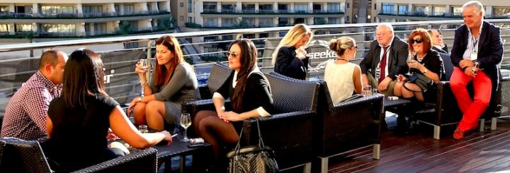 Sunseeker Malta hosts client Christmas celebrations in Portomaso
