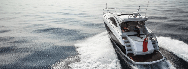 "Sunseeker Portofino 48 ""BEARS AWAY"" sold by Sunseeker London and Sunseeker France"