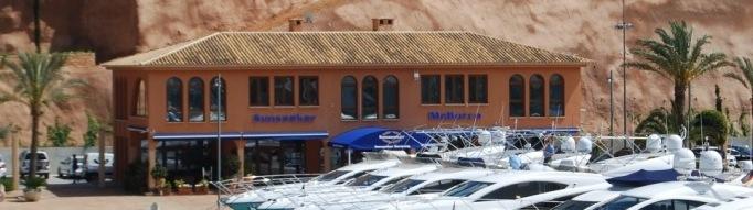 Sunseeker Mallorca hub office refurbishment well underway
