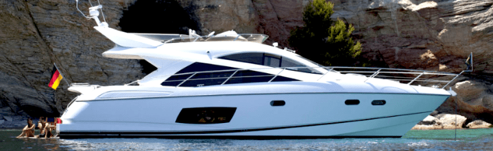 Sunseeker Mallorca completes sale of new Manhattan 53 at London Boat Show