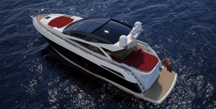 Sunseeker Predator 57 to be launched in early 2015