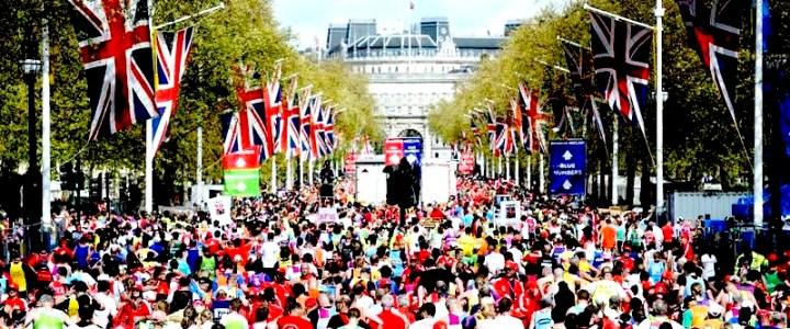 Sunseeker London friend and supporter completes London Marathon for DEBRA