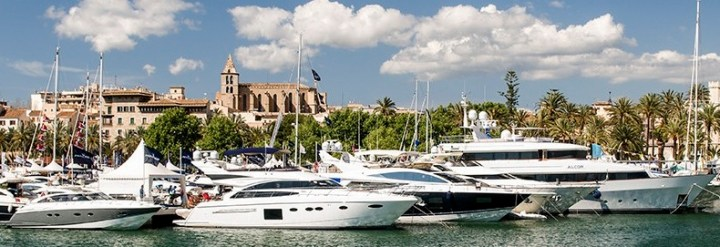Sunseeker Mallorca to exhibit at Palma Superyacht Show: April 30th-May 4th