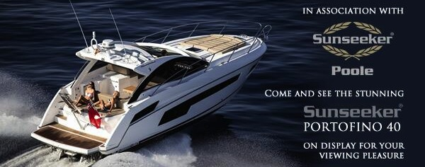 Sunseeker Poole to partner with Parkstone Bay Marina for Portofino 40 Open Weekend: May 30th-June 1st
