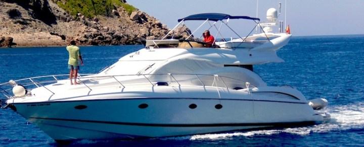 Sunseeker Mallorca confirm sale of Manhattan 56 in collaboration with Sunseeker London