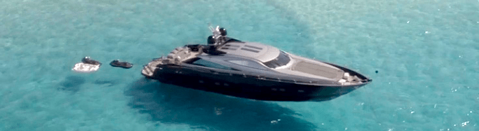 The power of technology: create stunning aerial yacht videos with CAVORT