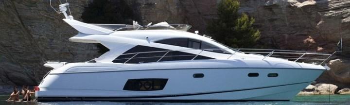 New Sunseeker Manhattan 53 for sale with Sunseeker Spain, lying Puerto Portals