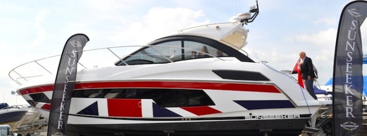 GREAT Portofino 40 triumphs with Sunseeker Poole at Parkstone Bay Open Weekend