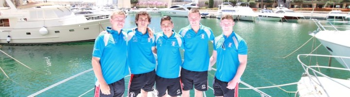 Sunseeker Malta host BARLA Emerging Lions rugby photo shoot