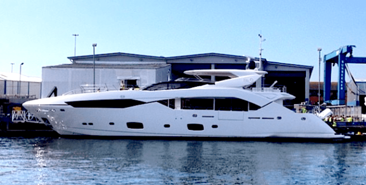 Sold! Multiple new boat deliveries for Sunseeker London this week