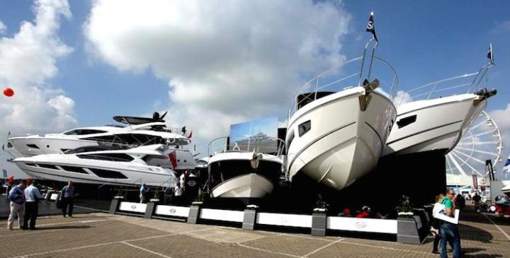 #SunseekerSeptember: Highlights of Southampton Boat Show 2014