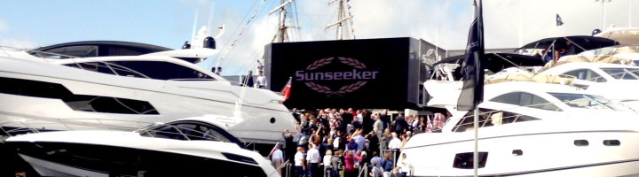 Details on exciting Sunseeker launch at Southampton Boat Show released