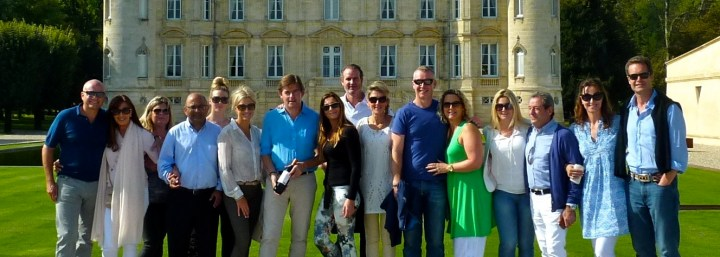 Bon voyage in Bordeaux: Sunseeker London support PAH Breast Cancer Trials this October