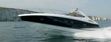 "Sunseeker Hellas confirm sale of Sunseeker Portofino 46 ""MINI YACHT"""