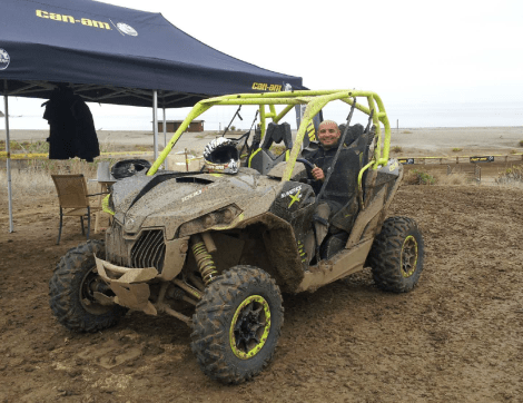 Sunseeker Andalucia recently sponsored all-terrain BRP event in Sotogrande