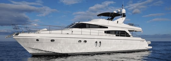 "Sunseeker Cannes list stunning Guy Couach 2200 ""MARPAT"""