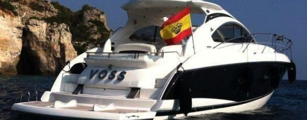 "Sunseeker Mallorca complete sale of Sunseeker Portofino 47 ""VOSS"""