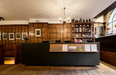 Drink: Berry Bros. & Rudd, 3 St. James Street, London, SW1A 1EG