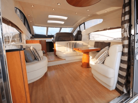 Asking £535,000 VAT paid, this Sunseeker Predator 62 is a truly impeccable example of the popular sports model