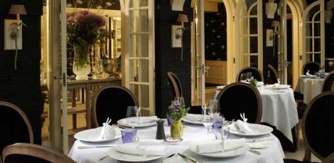 EAT: Chewton Glen Hotel & Spa, New Milton, New Forest, Hampshire, BH25 6QS, UK