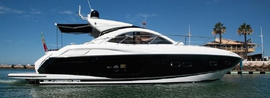 """Sunseeker Portofino 48 """"STEP BY STEP IV"""" sold together with Sunseeker Poole"""