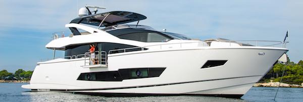 Sunseeker Turkey and Sunseeker London announce sale of brand new Sunseeker 86 Yacht