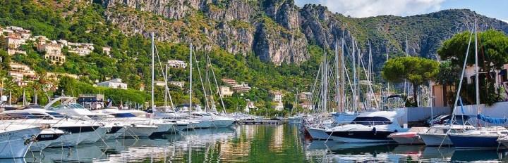 Sunseeker France offer 19m x 5.6m berth for sale in Beaulieu-sur-Mer