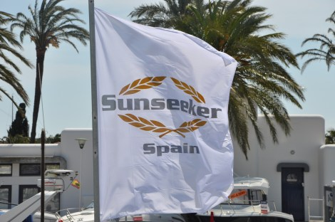 Sunseeker Spain are exhibiting at Empuriabrava Used Boat Show: March 28th-April 5th