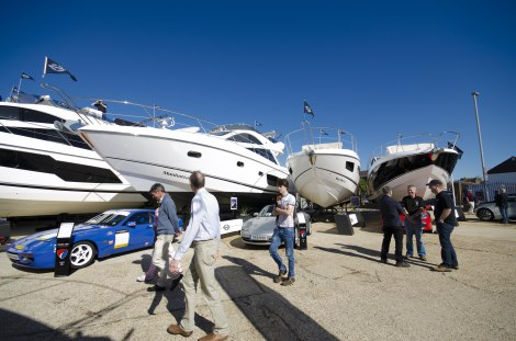 From Friday 20th to Sunday 22nd March - 10am until 4pm - the Sunseeker Poole sales facilities will be transformed into a unique Sunseeker Pre-Season Boat Show