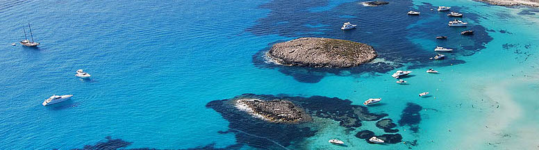 """Visit one of the """"World's Best Beaches"""" with Sunseeker Ibiza"""