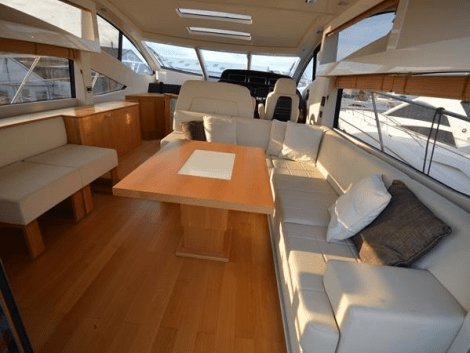 """KASIA II"" is equipped with the favourable twin Volvo IPS 1200 engine option"