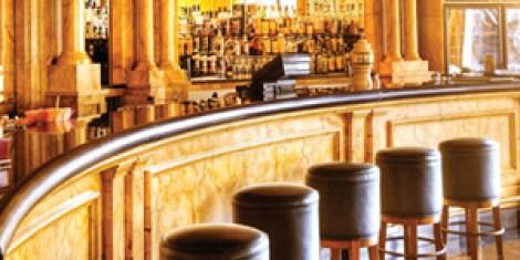 DRINK: Quarterdeck Bar, The Hilton Malta Hotel, Portomaso, St Julian's, Malta