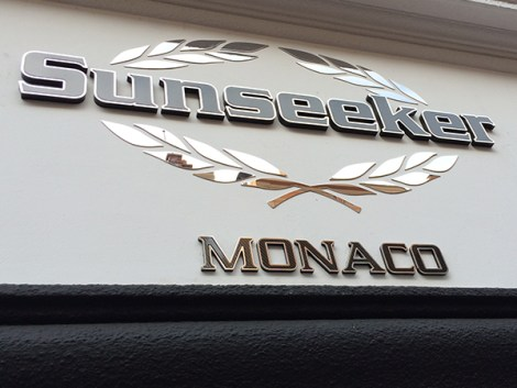 Sunseeker Monaco engaged Dolphin Marine to help come up with the design