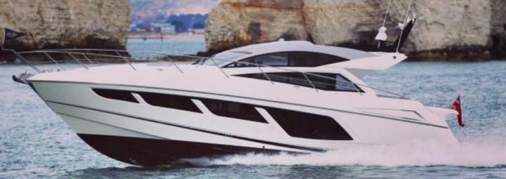 Second handover for Sunseeker Mallorca with brand new Predator 57