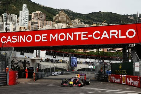 Sunseeker Monaco had one of the busiest Monaco GPs to date this year Photo: © Getty Images/Red Bull Content Pool