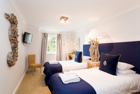 SLEEP: The Haytor Hotel, Meadfoot Road, Torquay, Devon, TQ1 2JP